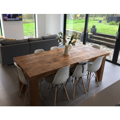 """Sherwood Plank 3"""" Top Table"""