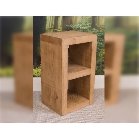 Qube Slim with Shelf