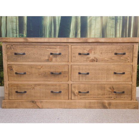 Orchard Six-Drawer Sideboard