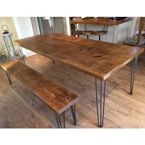 "Fletcher's 2"" Top Table"