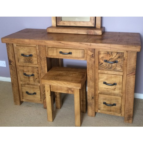 Forest Double Desk