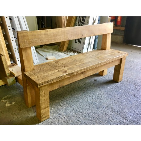Pilgrim Bench - Choose Size