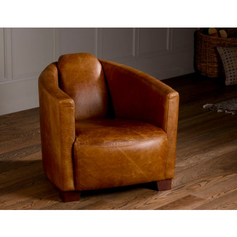 Rocket Leather Chair