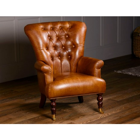 Barrington Buttoned Chair