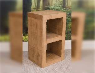 Qube Slim with Shelf