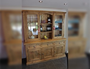 Orchard Large Glazed Dresser