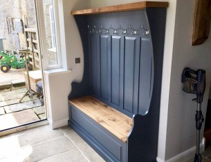 Aspen Monks Bench 142cm Stiffkey Blue