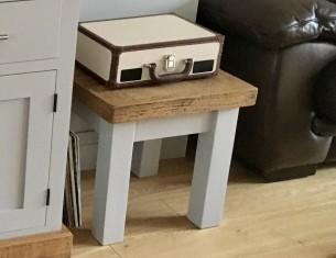 Grey Aspen Side Table