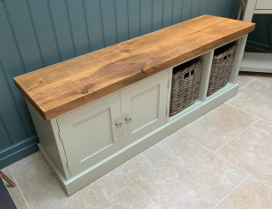 Aspen Storage Bench