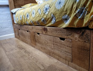 Underbed Fitted Drawers