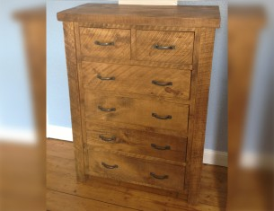 Forest Two-Over-Four Chest of Drawers