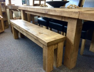 Chunky Bench - Choose Size