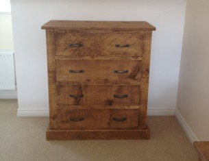 Orchard Two-Over-Three Chest of Drawers
