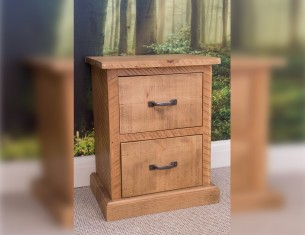 Orchard Two-Drawer Bedside