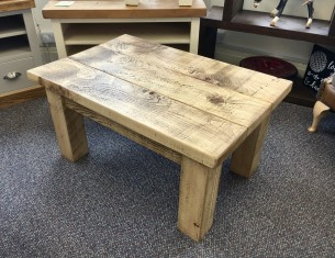 "Clumber 2"" Top Coffee Table"