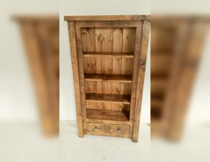 Forest Bookcase with Drawers