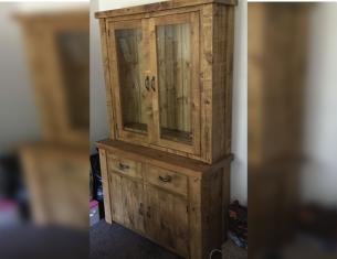Forest Glazed Dresser