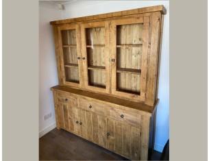 Forest Triple Glazed Dresser