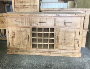 Orchard Large Sideboard with Wine Rack