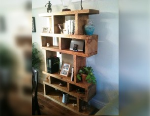 Large Random Shelving Unit