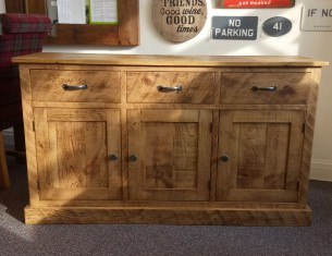 Orchard Panel Large Sideboard