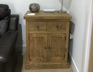Orchard Panel Small Sideboard
