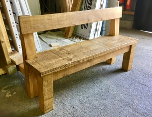 Pilgrim Bench - Choose Size