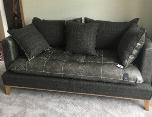 Portobello Grey Sofa