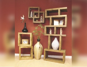 Random Shelving Unit
