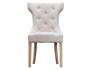 Luxury Ringback Chair - Beige