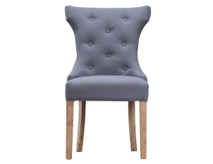 Luxury Ringback Chair - Grey