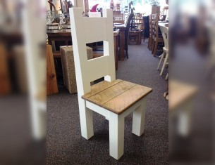 Alpine High-Back Pilgrim Chair