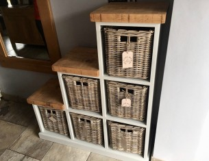 Stepped Basket Unit