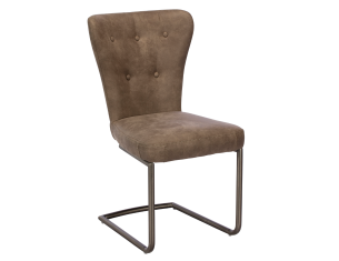 Tosca Grey Chair