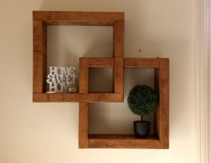 Qube Double Wall Unit