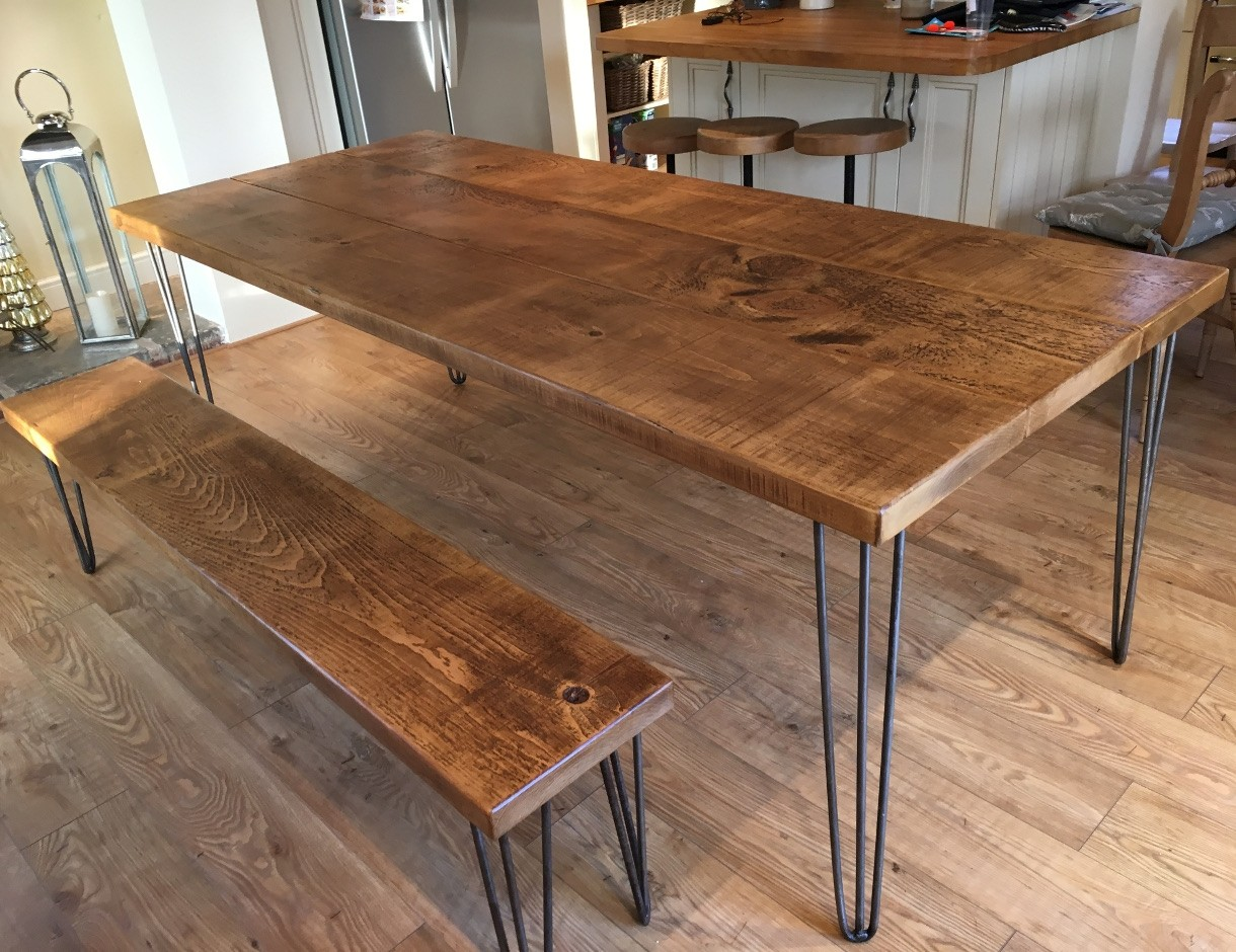 "Fletcher's 2"" Top Table"