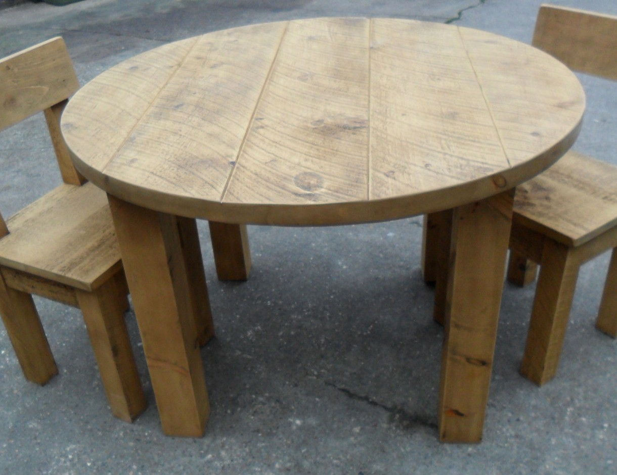 """Clumber Round 2"""" Top Table"""